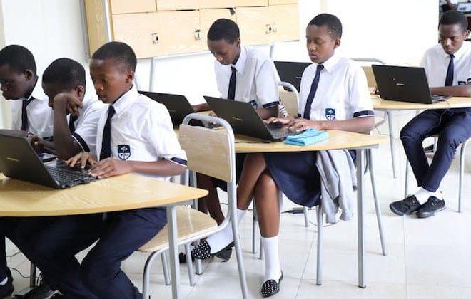 """Born to Code"": Rwanda launches first coding academy"