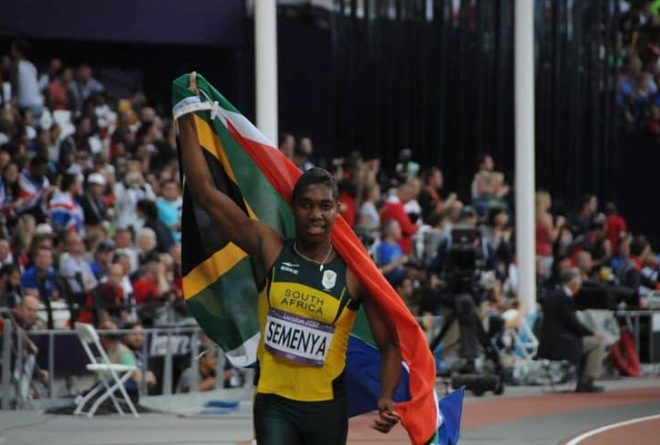 United Nations Human Rights Council stands with elite athlete Caster Semenya