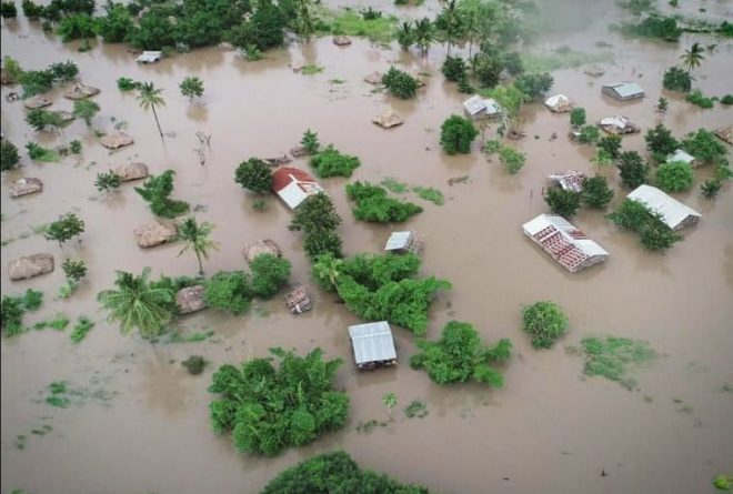 Why can Africans do no more than pray when disaster strikes?