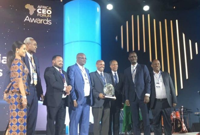 Ethiopian Airlines wins African Champion of the Year Award 2019