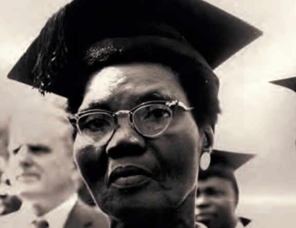 African Women Revolutionaries: Funmilayo Ransome-Kuti