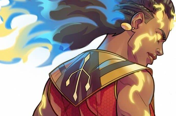 """""""Hawi"""": Ethiopia's first female superhero comic"""