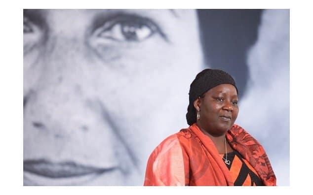 Aïssa Doumara Ngatansou; winner of the first Simone Veil International Prize