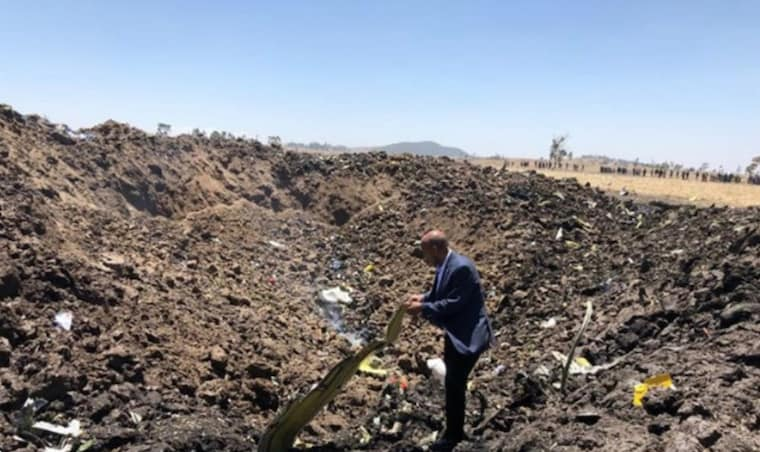 Boeing apologises 26 days later for Ethiopian Airlines crash in the worst airline scandal in years