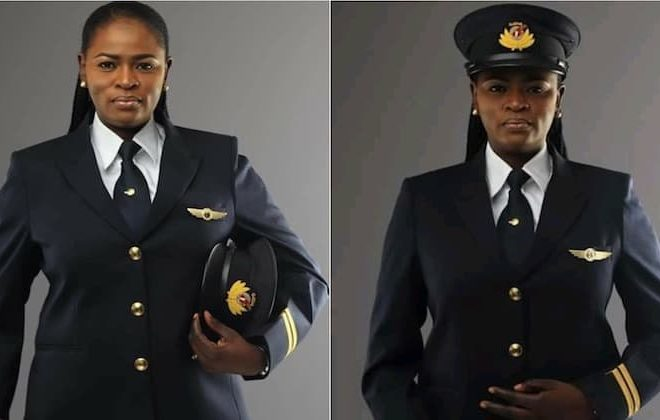 #WomenInAviation: Using social media to highlight women breaking barriers in African skies