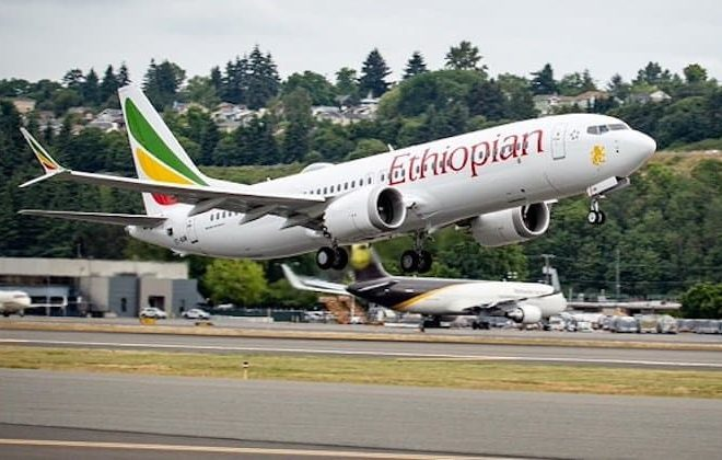 Ethiopian Airlines flight number ET 302 crashes on way to Kenya
