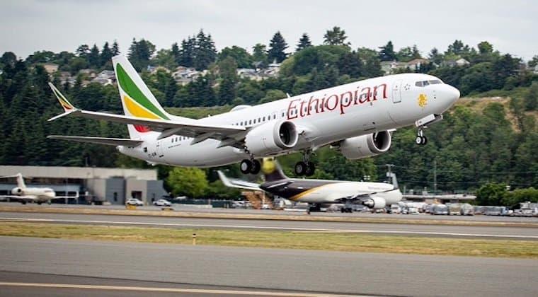 Ethiopian Airlines flight number ET 302 crashes on way to Kenya