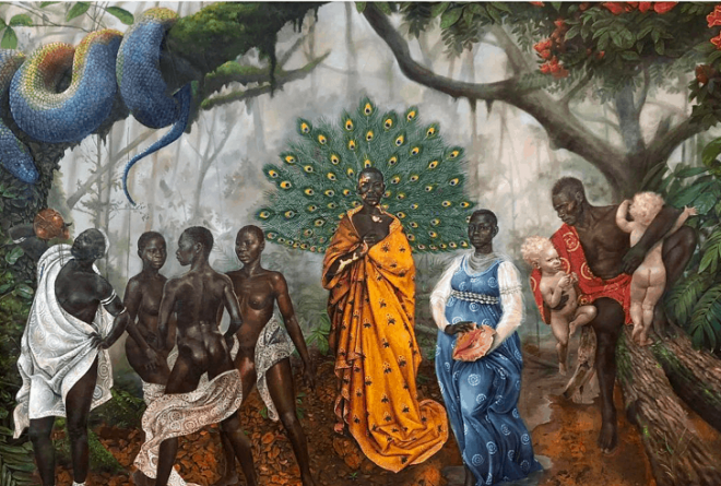 God as a Black woman: The Afro-Cuban painter who reimagined the depiction of God