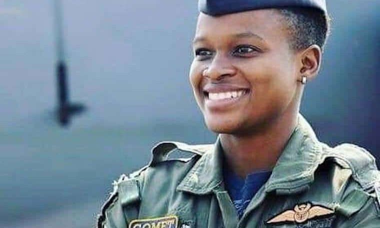 Meet Major Mandisa Mfeka, South Africa's first black female combat pilot