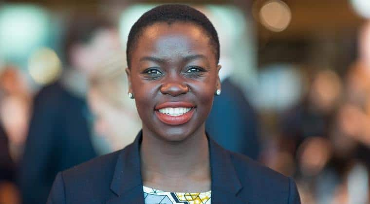 Meet Mary Consolata Namagambe, the Ugandan activist tackling period poverty