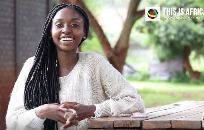 Lisa Chiriseri: The young activist working to eradicate pit latrines in schools