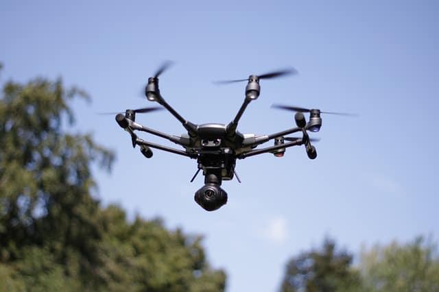 Medicine drones to help improve healthcare in Ghana