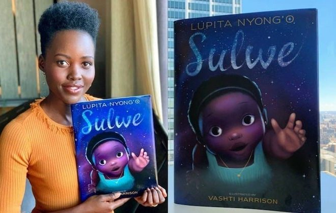 Lupita Nyong'o's children's book 'Sulwe' takes on colourism and teaches self-love