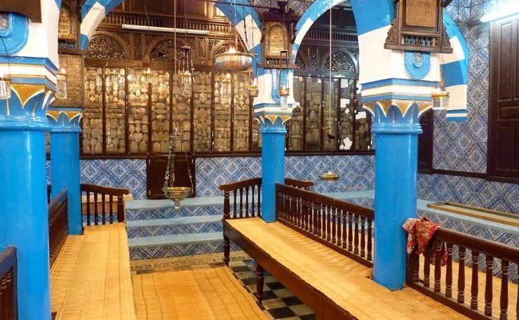 Pilgrims return to Africa's oldest synagogue for the Lag BaOmer festival