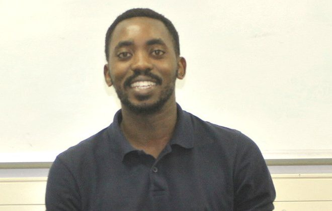 Nuclear physicist Cebo Ngwetsheni published in the Physics Letters journal
