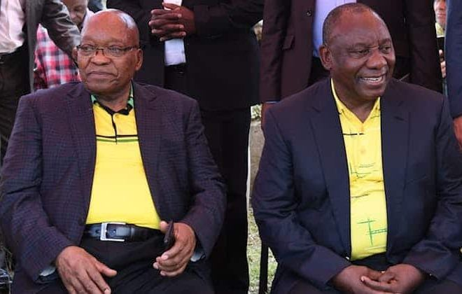 South Africa's poll is more about battles in the ANC than between political parties