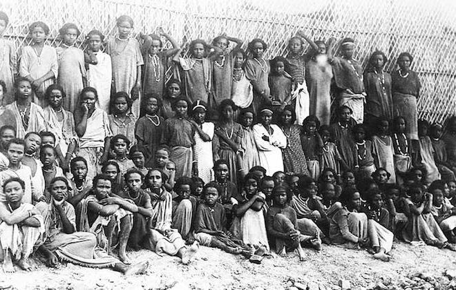 The story of Oromo slaves bound for Arabia who were brought to South Africa