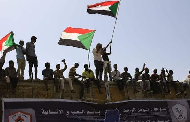 Where is the solidarity with the people of Sudan and Cameroon?