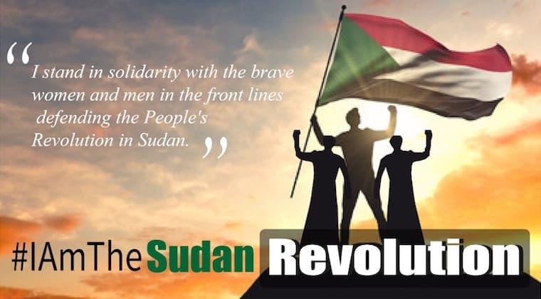 #IAmTheSudanRevolution: Call to Action on Sudan Uprising