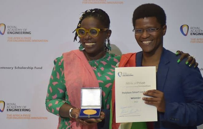 First South African innovation wins the Africa Prize for Engineering Innovation