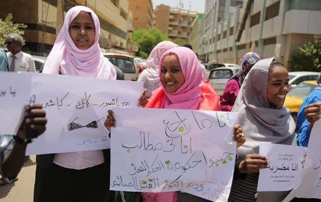 The victories – and continuing struggles – of women in Sudan