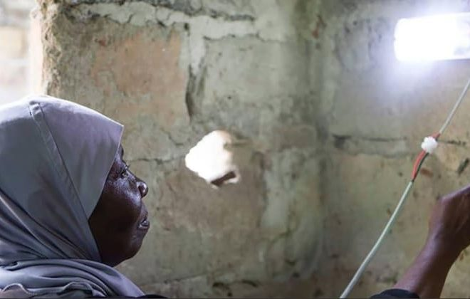 Disenfranchised women are lighting up the remote villages of Zanzibar