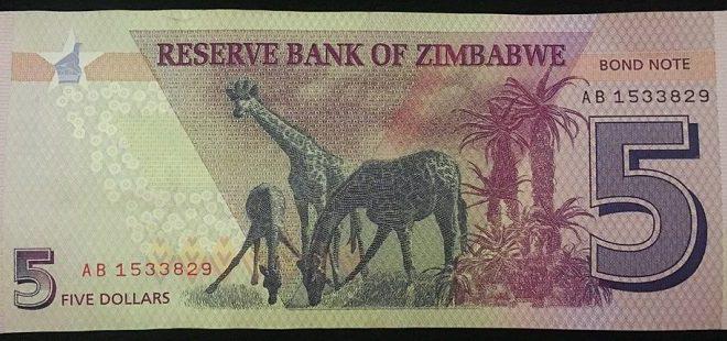 Zimbabwe Dollar Reinstated as sole legal tender