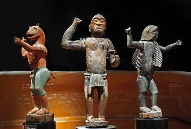 Royal statues from Benin's historic Kingdom of Dahomey to be restituted from France