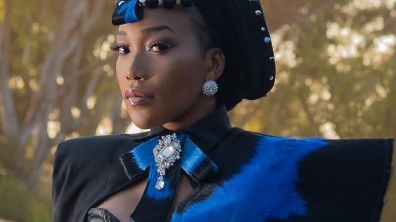 In Zimbabwe, a female led artisanal start-up sculpts Nguni cowhide into couture fashion