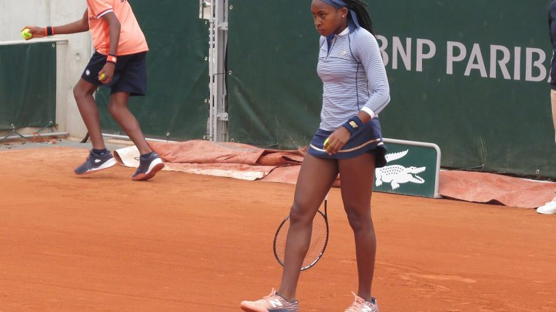 Coco Gauff: Rising teenage tennis star shines at Wimbledon 2019