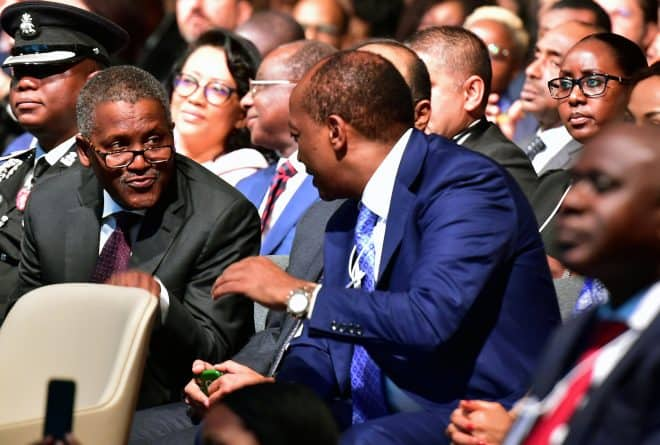 Africa's top Billionaires in 2019