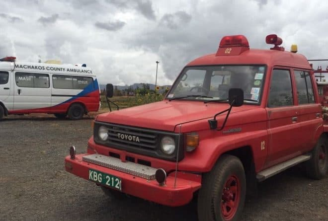 Kenya: Emergency services in Nairobi can be hailed as easily as a cab on Rescue.co