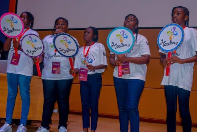 Nigerian teenage girls win Technovation People's Choice Award in Silicon Valley