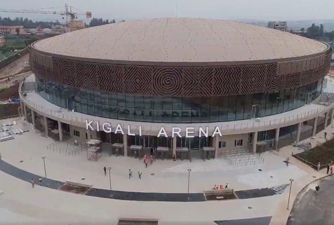 Rwanda builds East Africa's largest indoor stadia