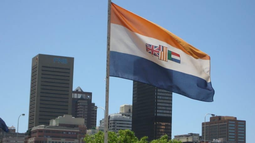 Apartheid flag falls as Equality Court's rules it's now illegal to publicly display the flag in South Africa