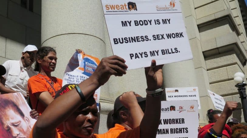 South Africa: Sex workers speak of rape, corruption and harassment by police
