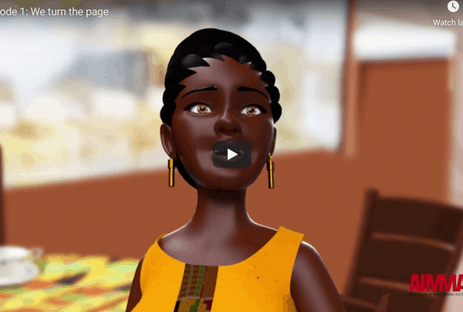 Africa Positive launches Ubuntu Series animations