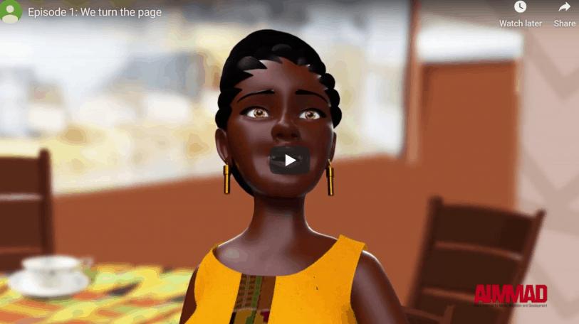 Africa Positive launches Ubuntu Series animations
