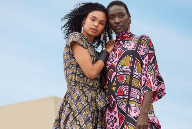 H&M partners with South African designer Palesa Mokubung in first ever collaboration with an African designer