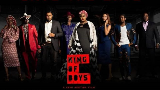 Nollywood filmmaker Kemi Adetiba's King of Boys now on Netflix