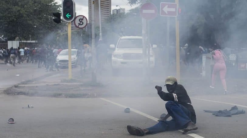 South Africa's problems are not caused by foreigners