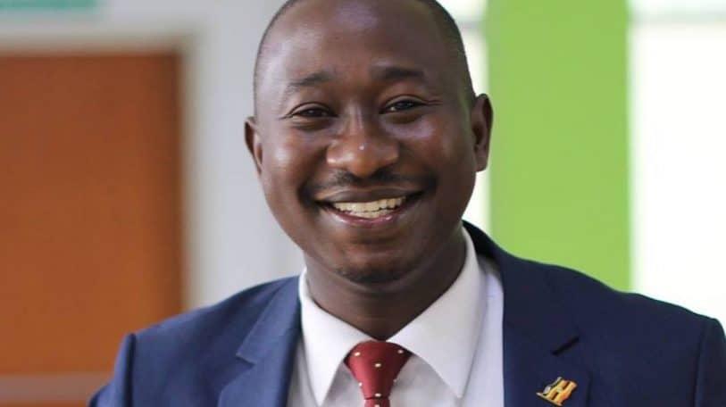 Uganda's Solomon Serwanjja scoops BBC World News Komla Dumor award