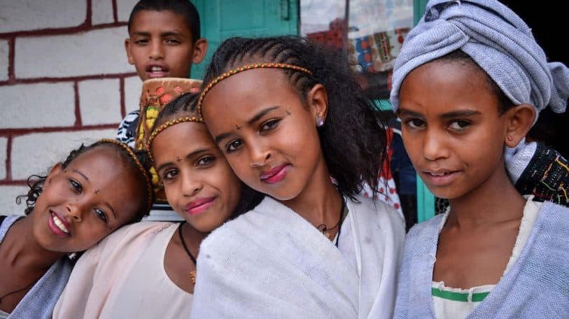 Ashenda: Ethiopia's annual festival reserved for girls and young women