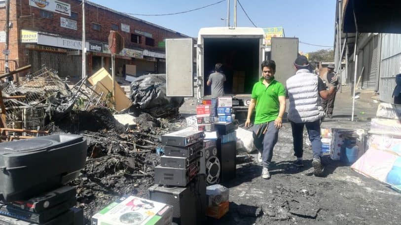 Xenophobic violence spreads to Alexandra – where it started in 2008