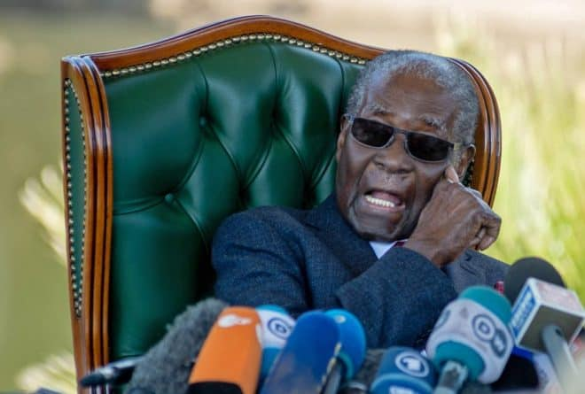 Robert Gabriel Mugabe: a man whose list of failures is legion