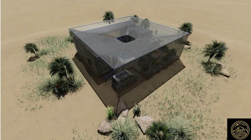 Best little (sustainable) house in Africa