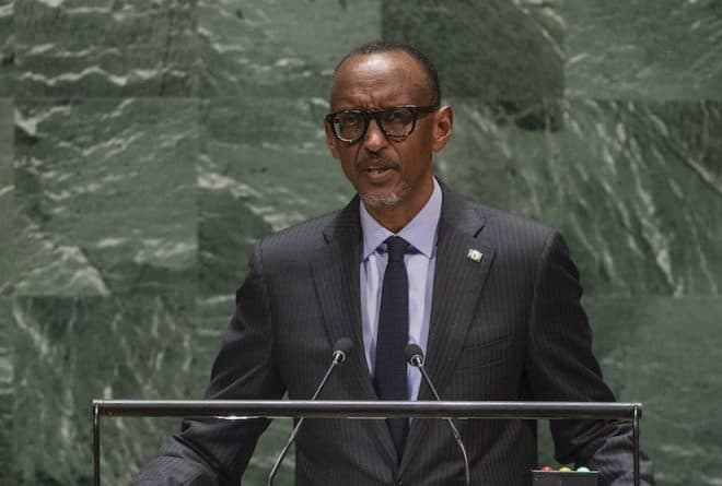 Has Paul Kagame flown too high?
