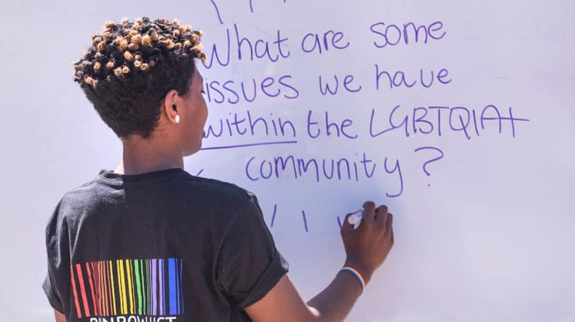 Queerness and religion in conversation