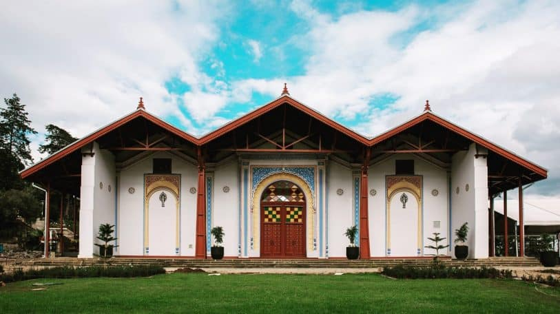 Ethiopia's Imperial Palace opened to the public after more than a century
