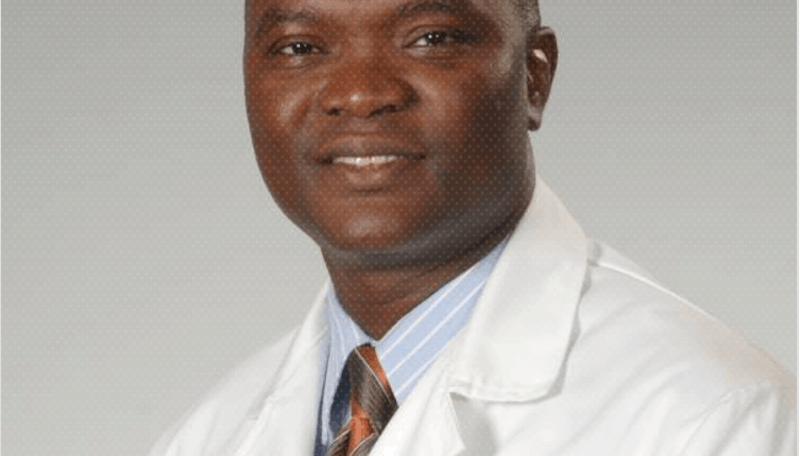 Nigerian neurosurgeon Dr. Olawale Sulaiman is performing free surgeries at personal expense
